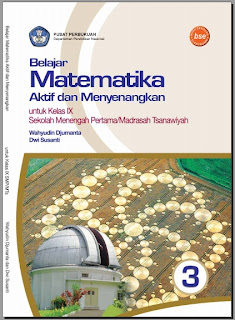 Download Buku BSE Matematika SMP Gratis