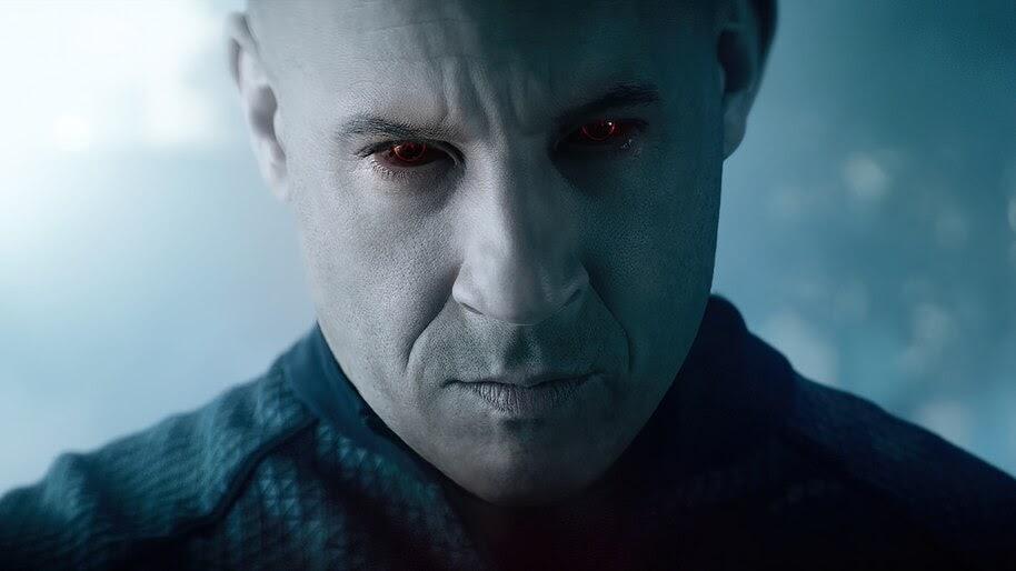 Bloodshot, Vin Diesel, 2020, 4K, #7.950