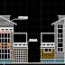 عدة مشاريع لمنازل صغيرة اوتوكاد dwg
