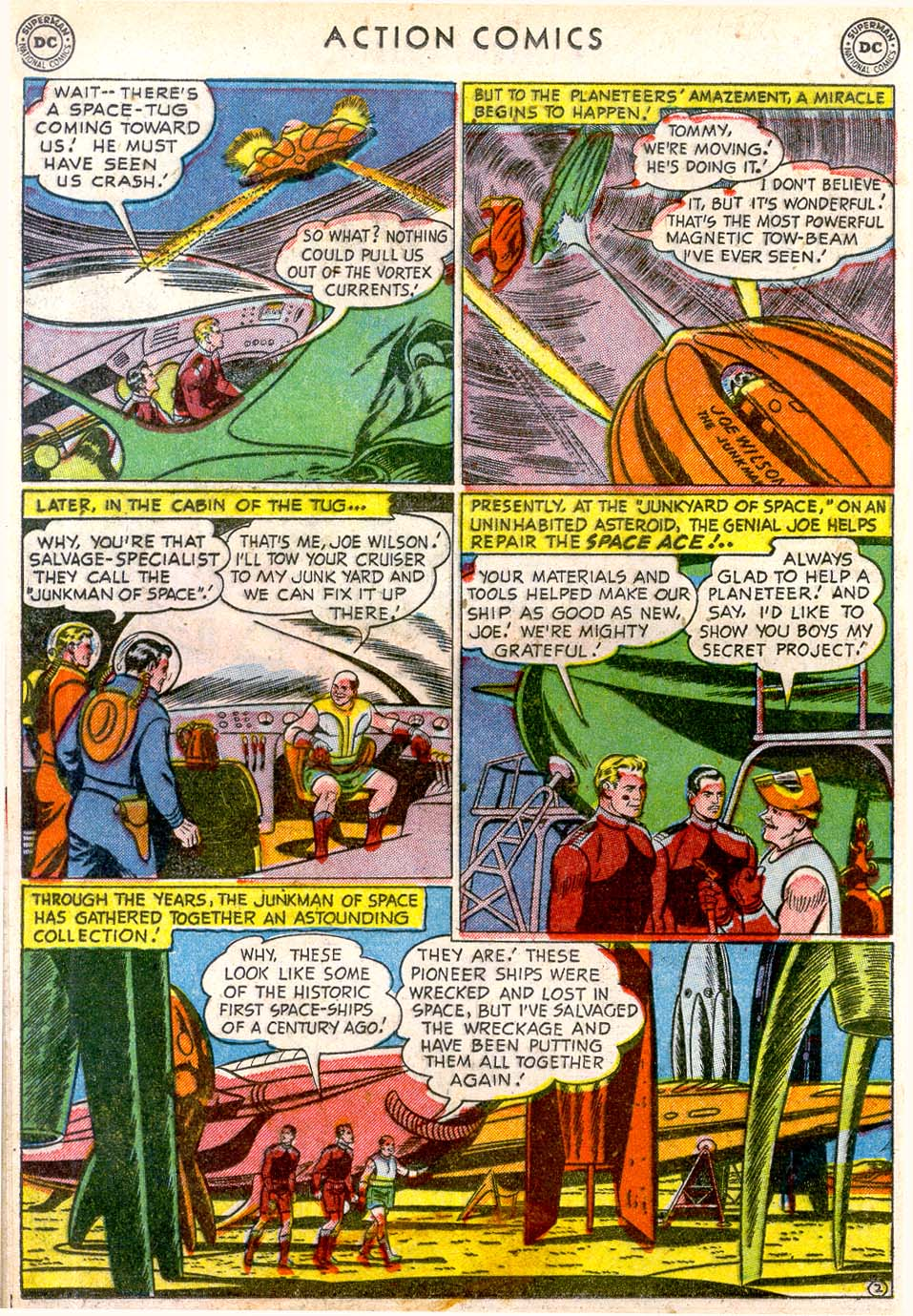 Read online Action Comics (1938) comic -  Issue #163 - 15