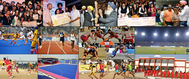 Punjab Government's Initiatives to Promote Sports