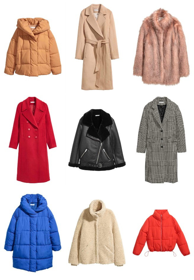 h&m, coats, pufferjackets, padded jacket, hmcoats,