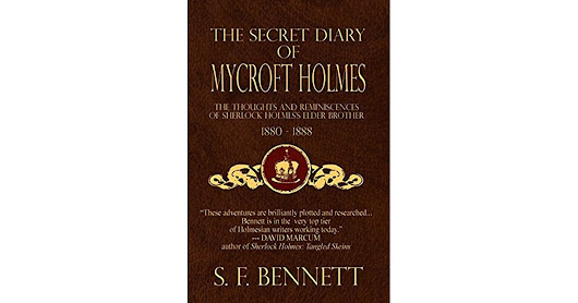 The Secret Diary of Mycroft Holmes – A Review
