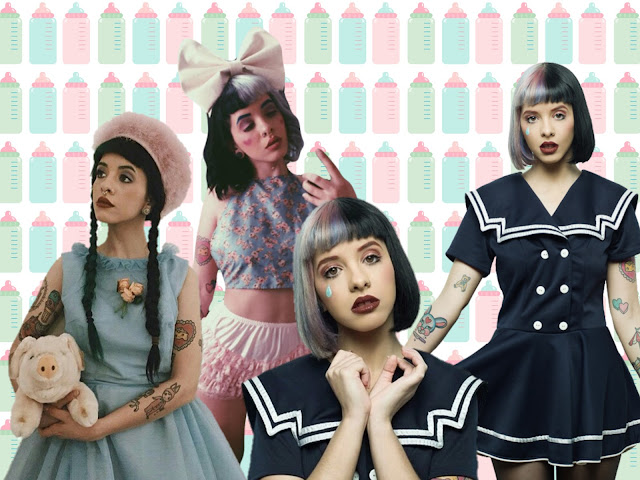 liz breygel melanie martinez soap carousel makeup tutorial look blogger