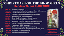 Christmas for the Shop Girls Blog Tour