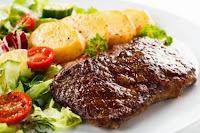 Resep Steak Daging Sapi Saus Barbeque Lezat