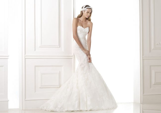 Vestidos de novia elegante