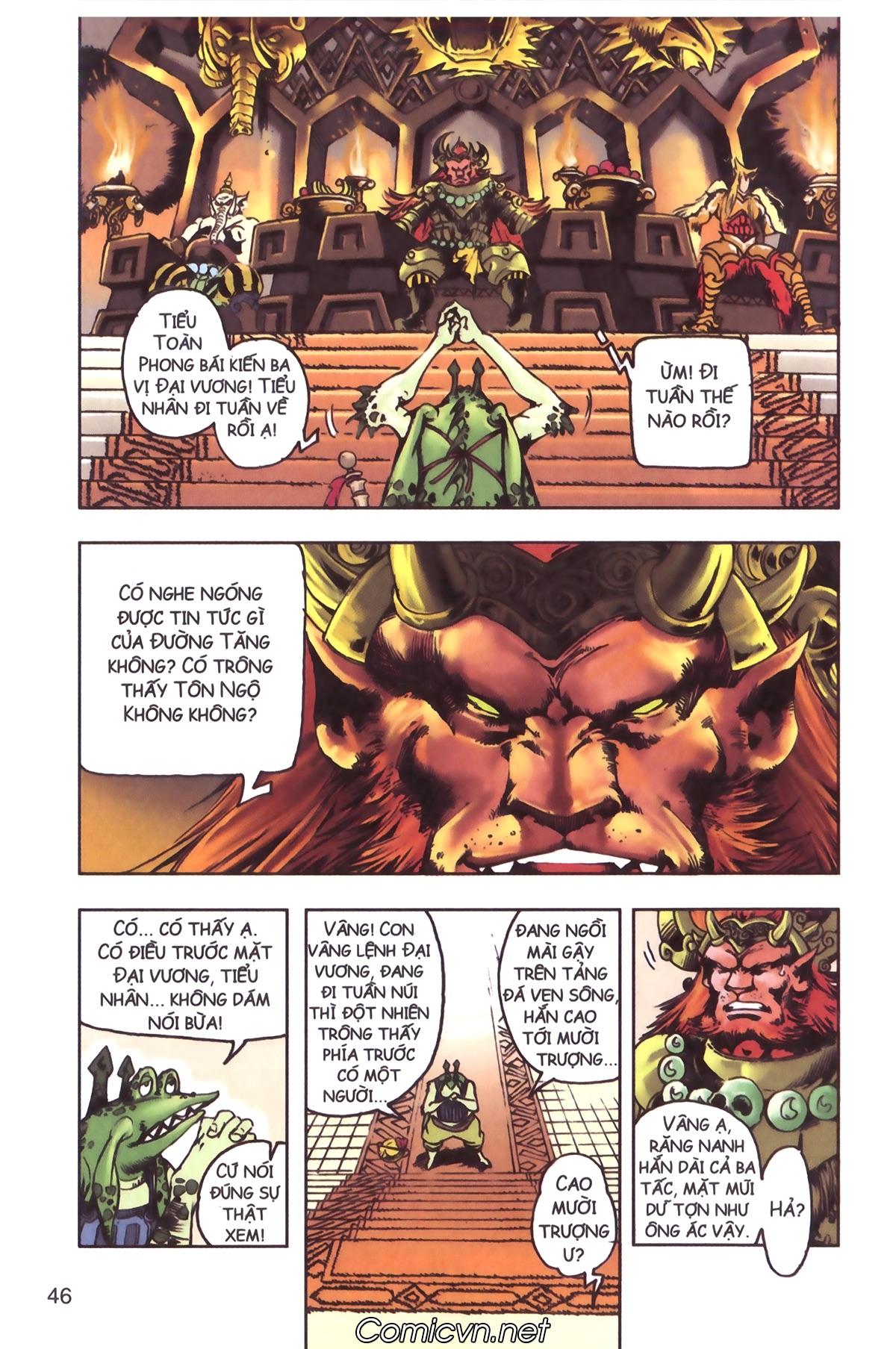 Tây Du Ký màu - Chapter 120 - Pic 6