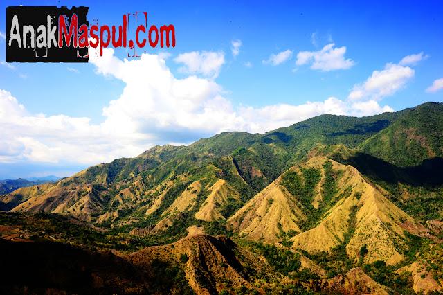Buntu Kabobong/Gunung Nona