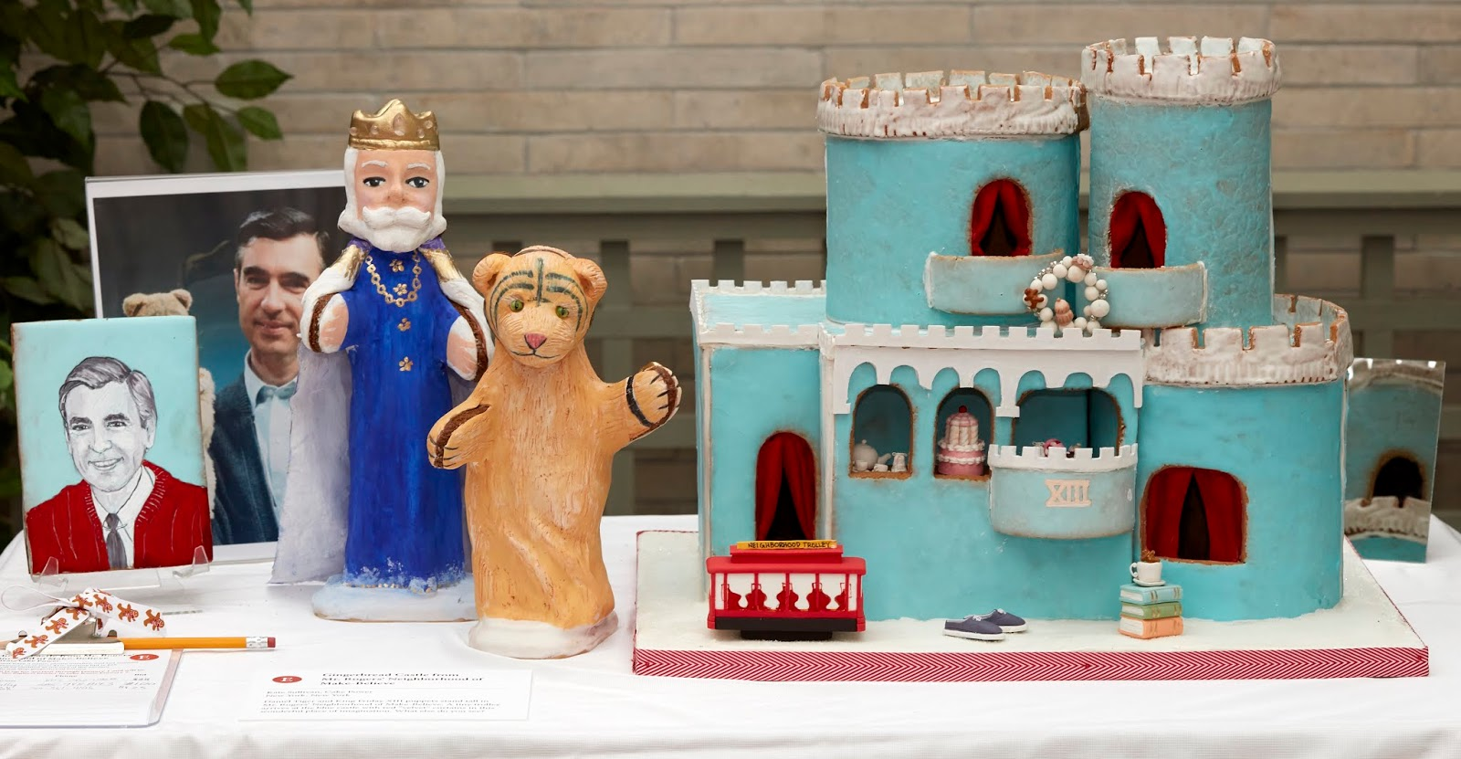 Gingerbread Castle Rides The Rails From The Neighborhood Of Make Believe North To Rochester