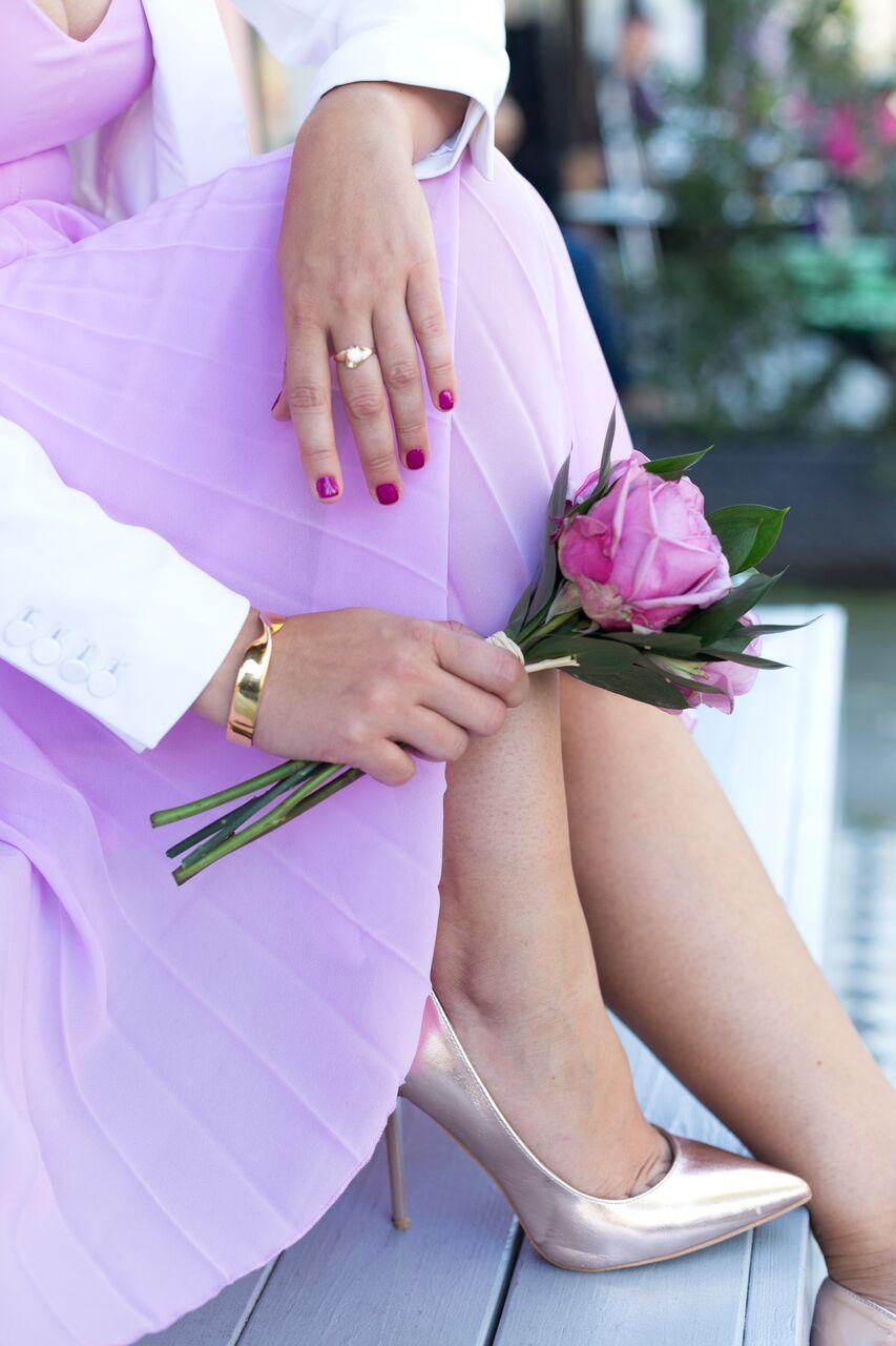 Adriana Style Blog, Blogerka modowa Puławy, Fashion, Pink Summer Dress, Asos Pleated Dress, moda, Gold Heels, Złote Szpilki, Różowa Sukienka, Plisy, Osobista Stylistka, Personal Stylist