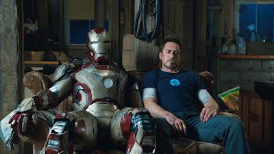 Tony Stark Iron Man 3
