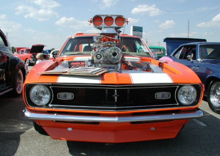 1968 Camaro Muscle Car Insurance