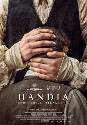 Handia 2017 DVD R2 PAL Spanish