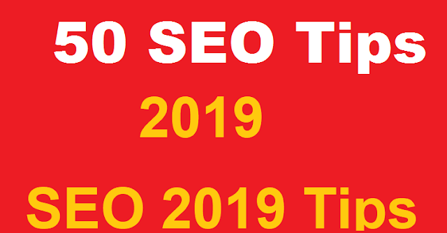 50 seo tips for This Year