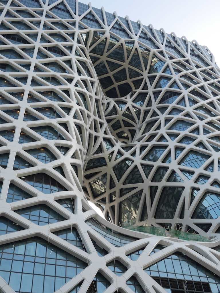 The Morpheus Hotel In Macau Architecture Filling A Void