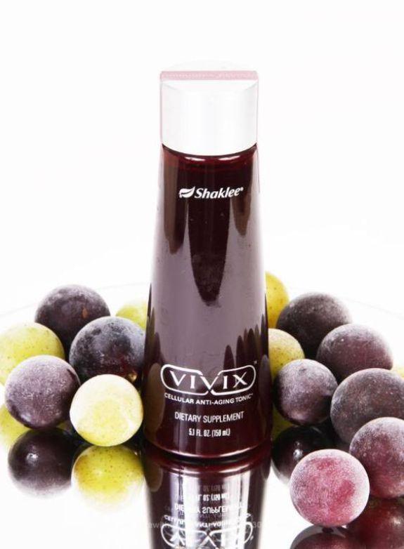 vivix untuk set kecantikan shaklee
