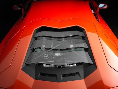 Lamborghini Aventador LP700-4 Technical Details