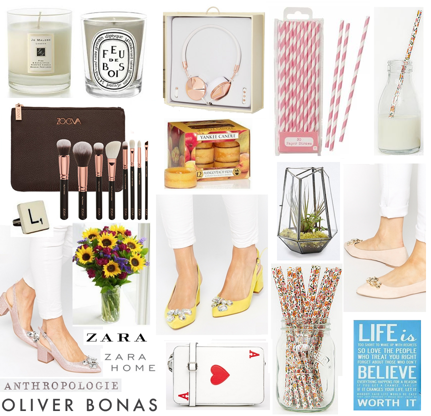 The Ultimate Birthday Gift Guide Wishlist