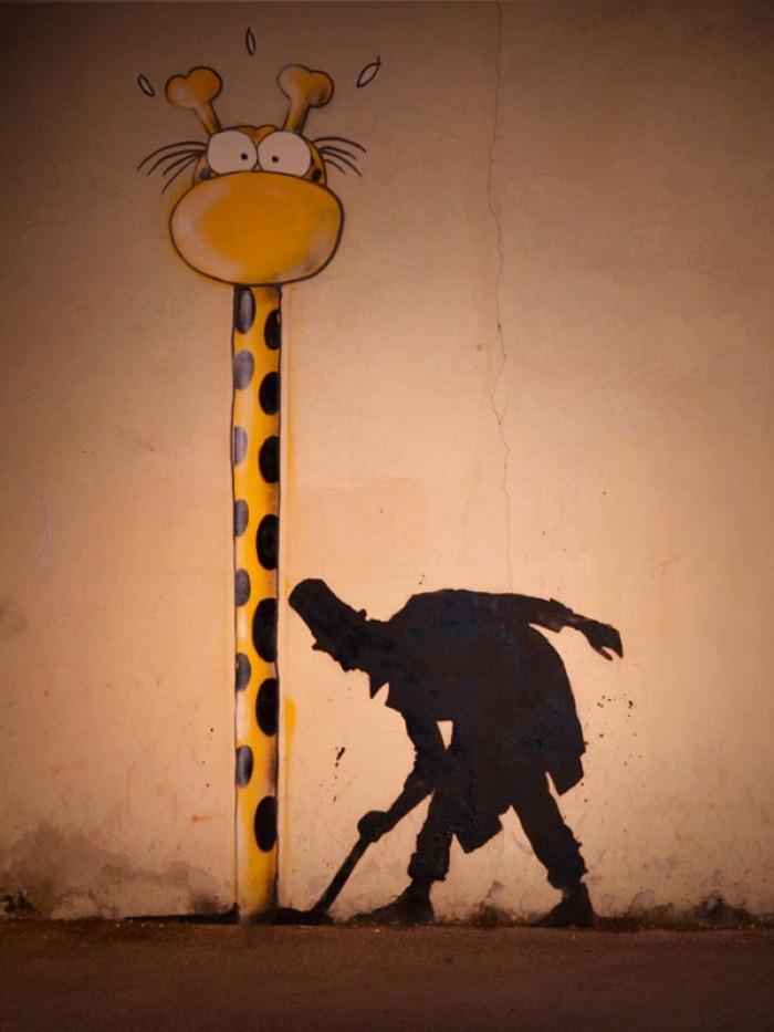 Kenny Random. Итальянский уличный художник 18