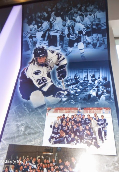 Pegula Ice Arena in State College Pennsylvania