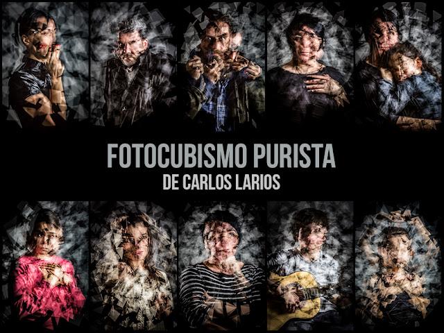 Fotocubismo purista, de Carlos Larios