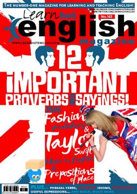 Hot English Magazine - Number 162