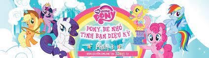 Hình ảnh Pony Bé Nhỏ Đáng Yêu 3