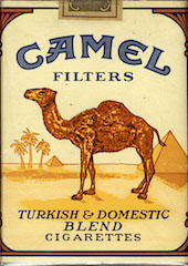 Camel Filter Cigarettes Packet