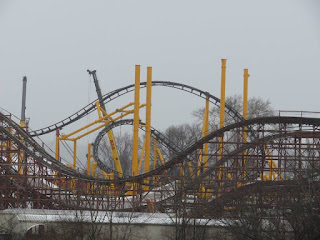 Kennywood's Steel Curtain Rises.