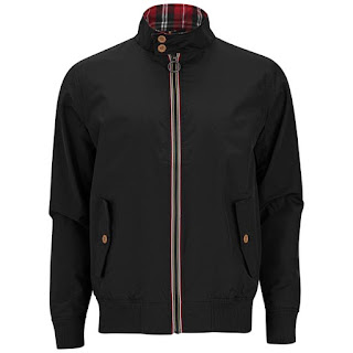 Ringspun Men's Dawson Jacket - Black - 17,55€