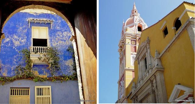 Centro histórico de Cartagena, Colômbia