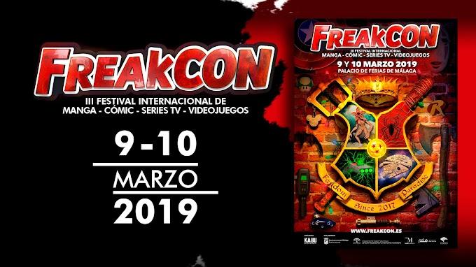 #FreakCon19