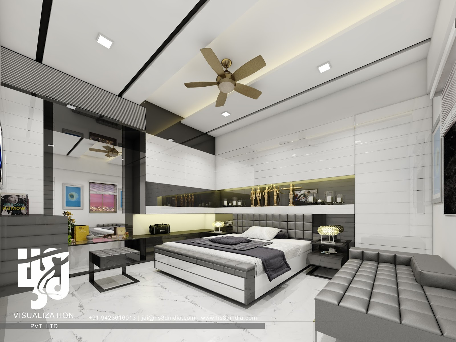 3d Architectural Visualization 3d Residential Interior Design