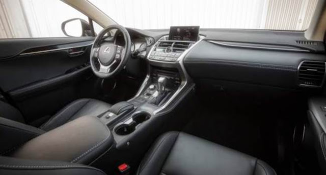 2018 Lexus NX Redesign, Release Date, Price