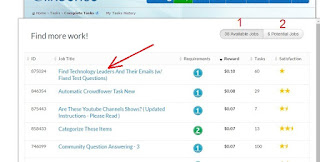Task%2BScreen%2Bshoot Cara mudah daftar dan mengerjakan Task di PTC