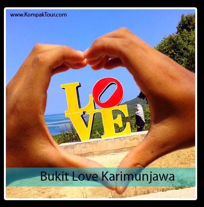 Bukit Love Karimunjawa Murah