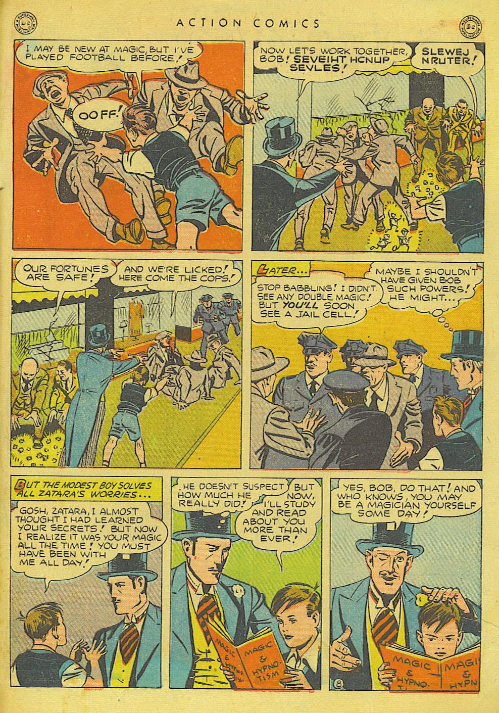 Action Comics (1938) 85 Page 47