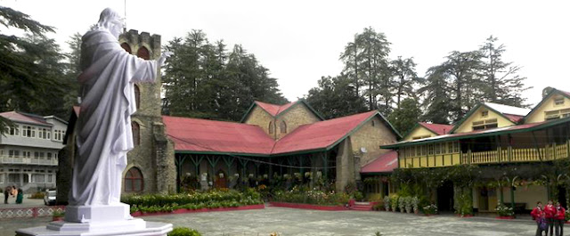 most haunted places in Shimla
