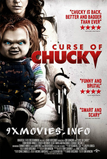 Curse of Chucky 2013 Dual Audio Hindi Bluray Movie Download