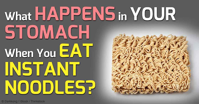 After Watching This Video You Will Never Eat Instant Noodles Again.