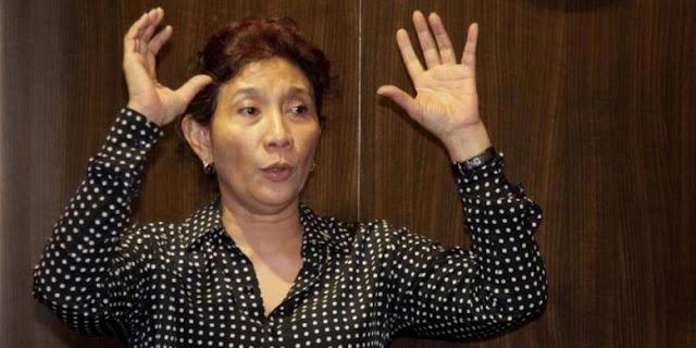 Menteri Susi: Saya Pilih Mundur daripada Dipaksa Bebaskan 700 kapal Asing!