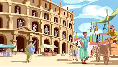 Colosseo e Foro Romano - Visita guidata per bambini - Domenica 17/04/16, h 11.00
