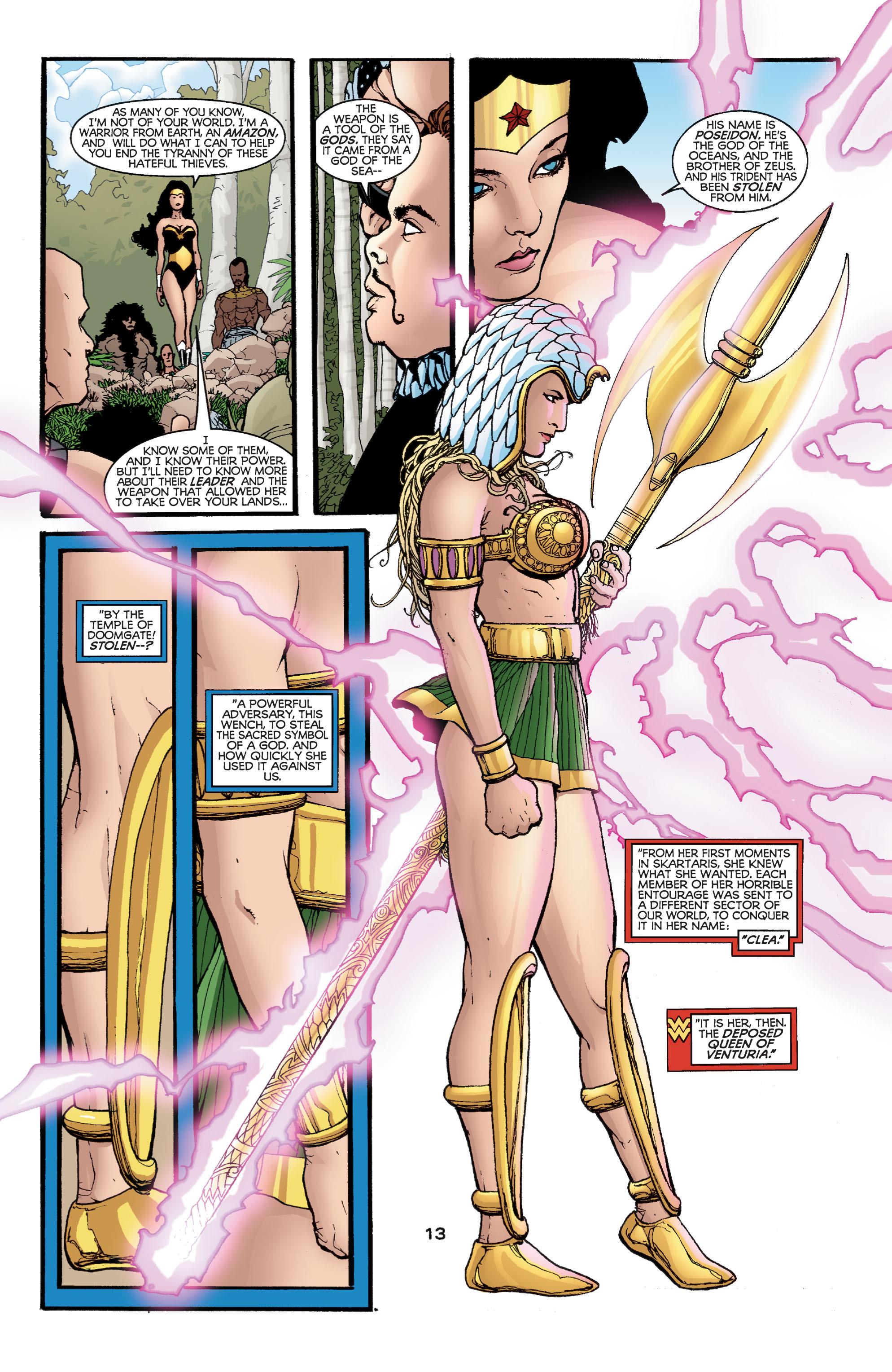 Read online Wonder Woman (1987) comic -  Issue #180 - 13