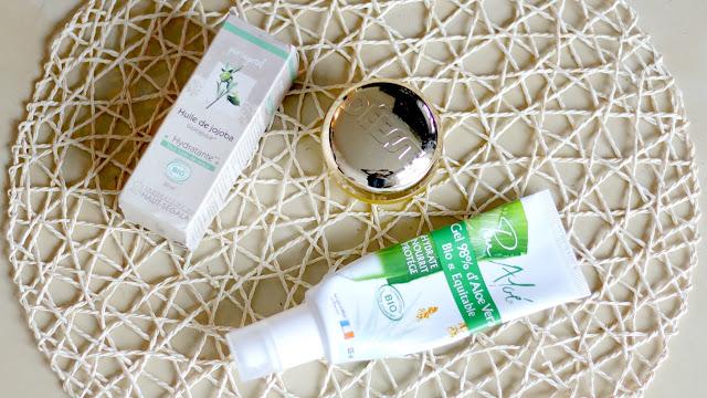 Routine naturelle pour les peaux grasses et acnéiques par Agathe Diary, blogueuse Bordeaux.