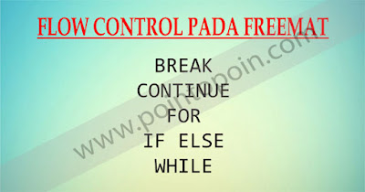 Flow Control pada FreeMat Part: 1
