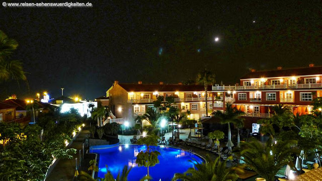 Kleiner Pool Aparthotel El Duque Teneriffa Costa Adeje