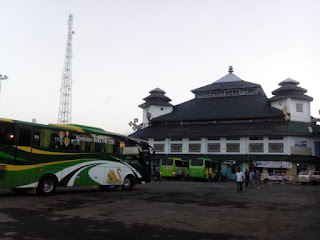 Rajabasa Bus Terminal Bandar Lampung
