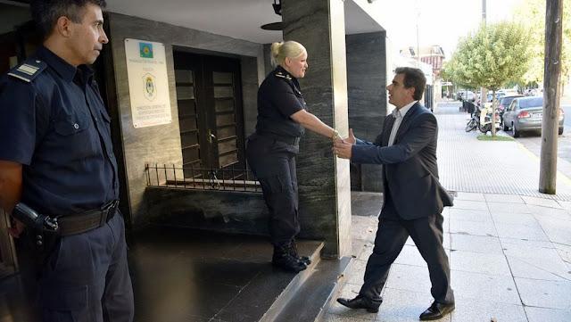 Ritondo visitó Mar del Plata para evaluar la situación actual del municipio