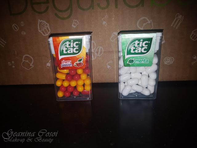 Tic Tac caramelos Degustabox Junio´17 ¡VERANO!